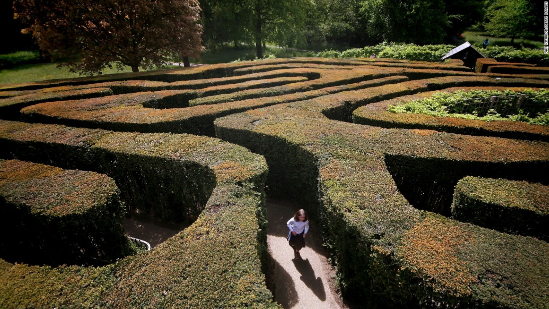 The world's most impressive labyrinths and mazes - CNN Style on