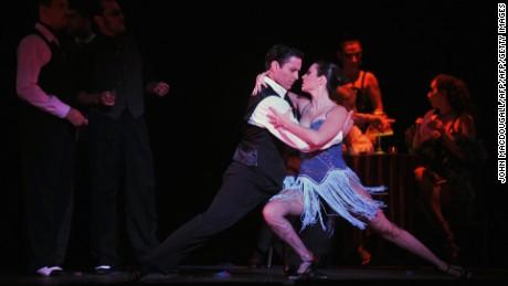 Godoy: El tango es una experiencia intensa alrdedor del mundo