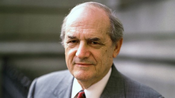 Actor Steven Hill, best known for playing District Attorney Adam Schiff on NBC