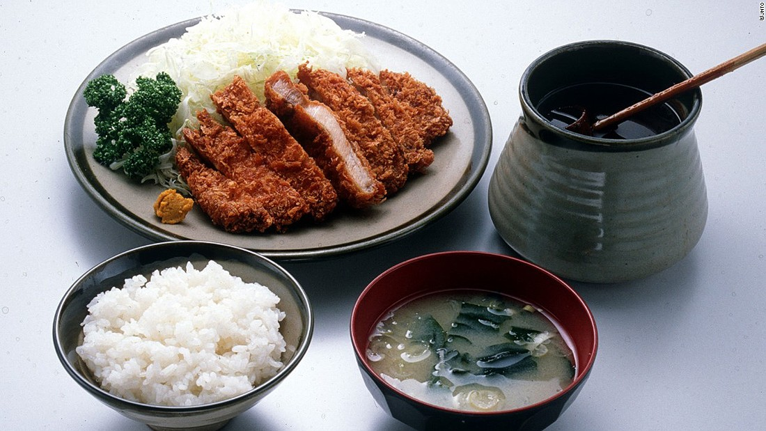 25 Japanese Foods We Love From Miso To Tempura Cnn Travel