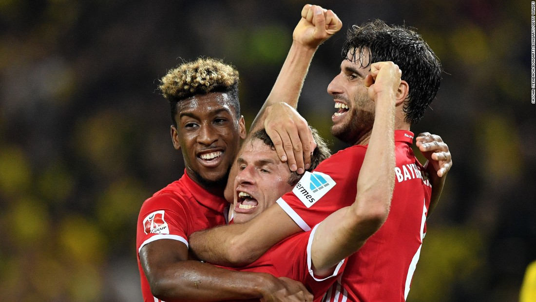 Always in the mix, the German champion will hope to improve on last season's semifinal performance. New manager Carlo Ancelotti, who has won the competition three times as a coach, has added to his squad with the acquisition of teen midfield star Renato Sanches -- who helped Portugal win the Euro 2016 title.