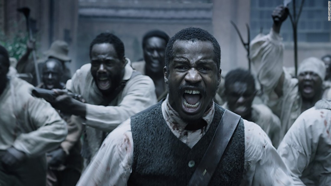 "<strong>""The Birth of a Nation"":</strong> Nate Parker stars as Nat Turner who led a slave rebellion in the Antebellum era.<strong> (HBO Now)  </strong>"