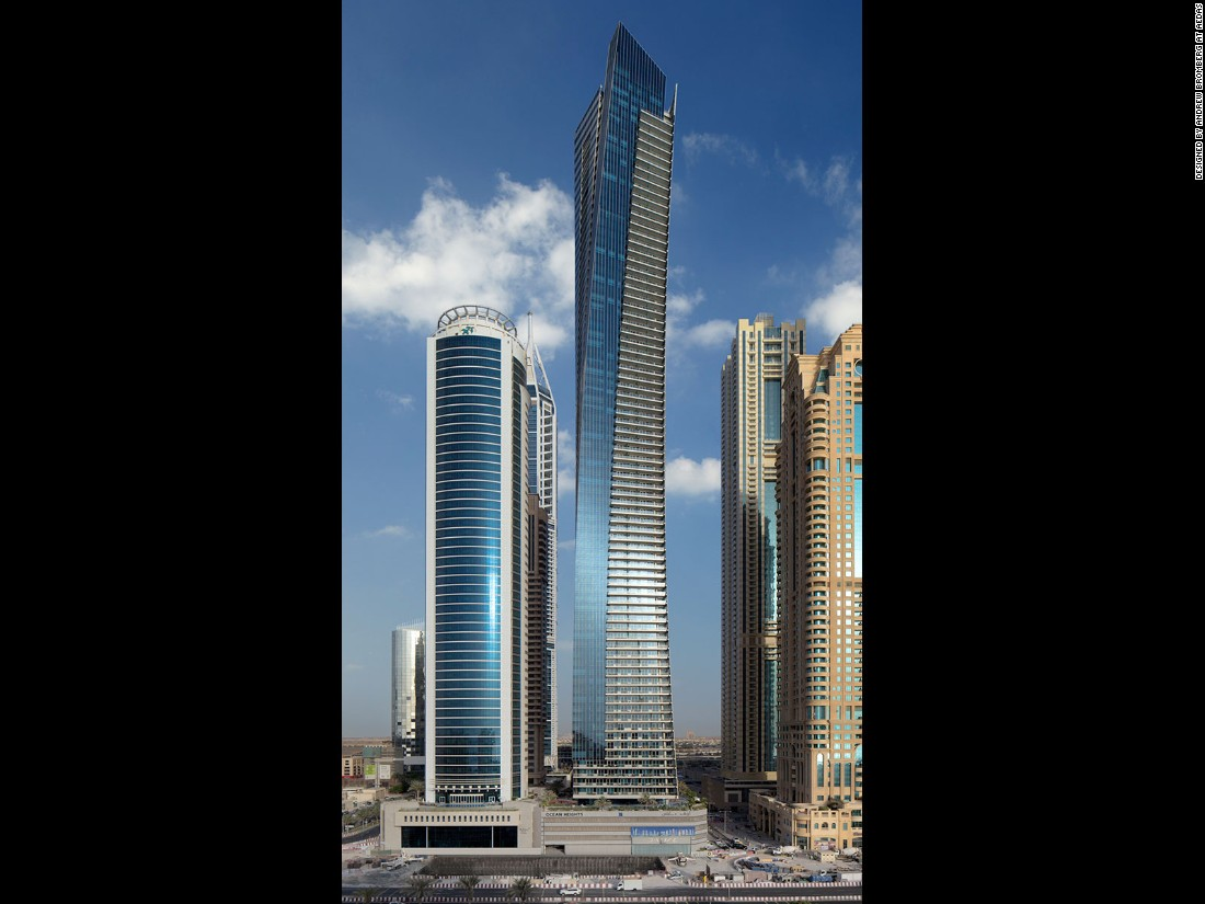 These spiraling skyscrapers are some of the world\'s most eye ...