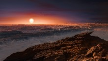 Astronomers confirm an Earth-sized exoplanet around the nearest star and possibly more