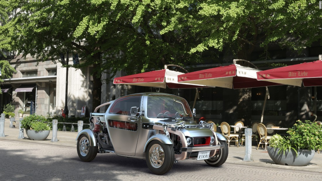 The world\'s most outrageous concept cars - CNN Style