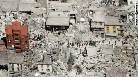 Why Italian region wasn't prepared for earthquake
