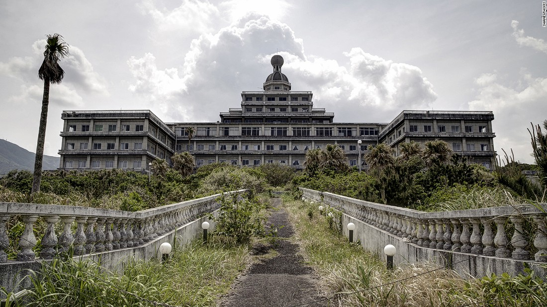 Abandoned luxury hotels that you can't afford to miss | CNN