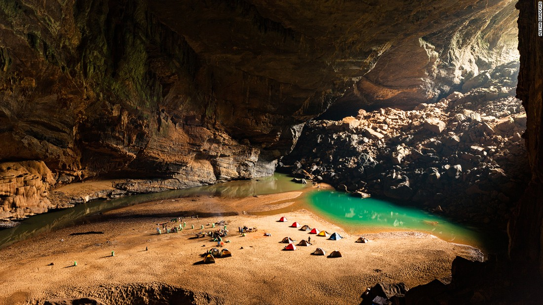 photos hang son doong the world s largest cave cnn travel