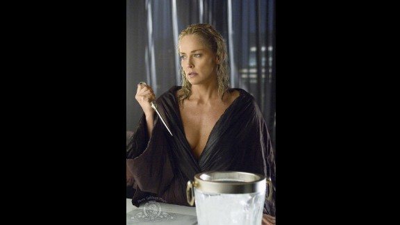 """""""Basic Instinct 2"""" : Sharon Stone reprises her role as a killer temptress in this sequel to the 1992 film """"Basic Instinct.""""  (Amazon Prime, Hulu)"""