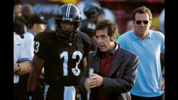 """""""Any Given Sunday"""" : They play hard and live hard in this sports drama about a football team starring Jamie Foxx, Al Pacino and Dennis Quaid. (Amazon Prime)"""