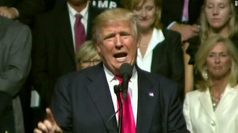 donald trump calls hillary clinton a bigot cnnpolitics