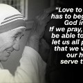 Mother Theresa quote 10