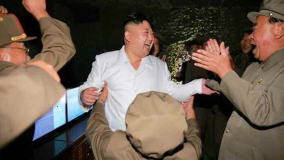 """Kim declared the missile test the """"greatest success and victory."""""""