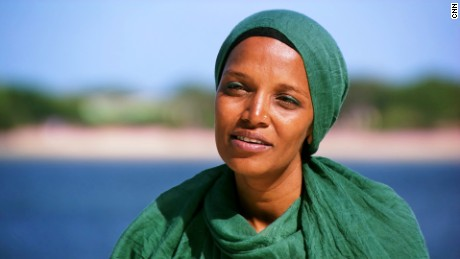 CNN Hero Umra Omar runs the group Safari Doctors, which brings healthcare services to rural Kenya.