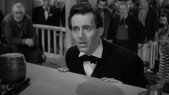Henry Fonda as 'Young Mr. Lincoln'