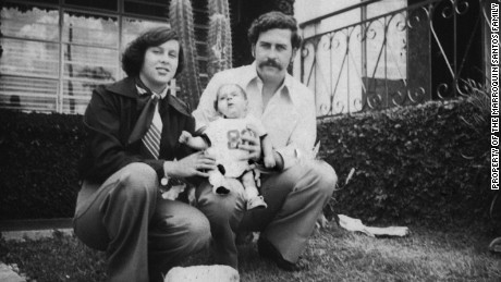 pablo escobar ruthless drug lord or loving father cnn