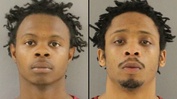 Christopher Bassett and Richard Williams face numerous charges, including murder and attempted murder.