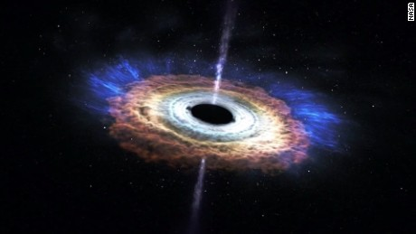 Black hole breakthrough found on earth