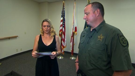 Officer saves heroin addict