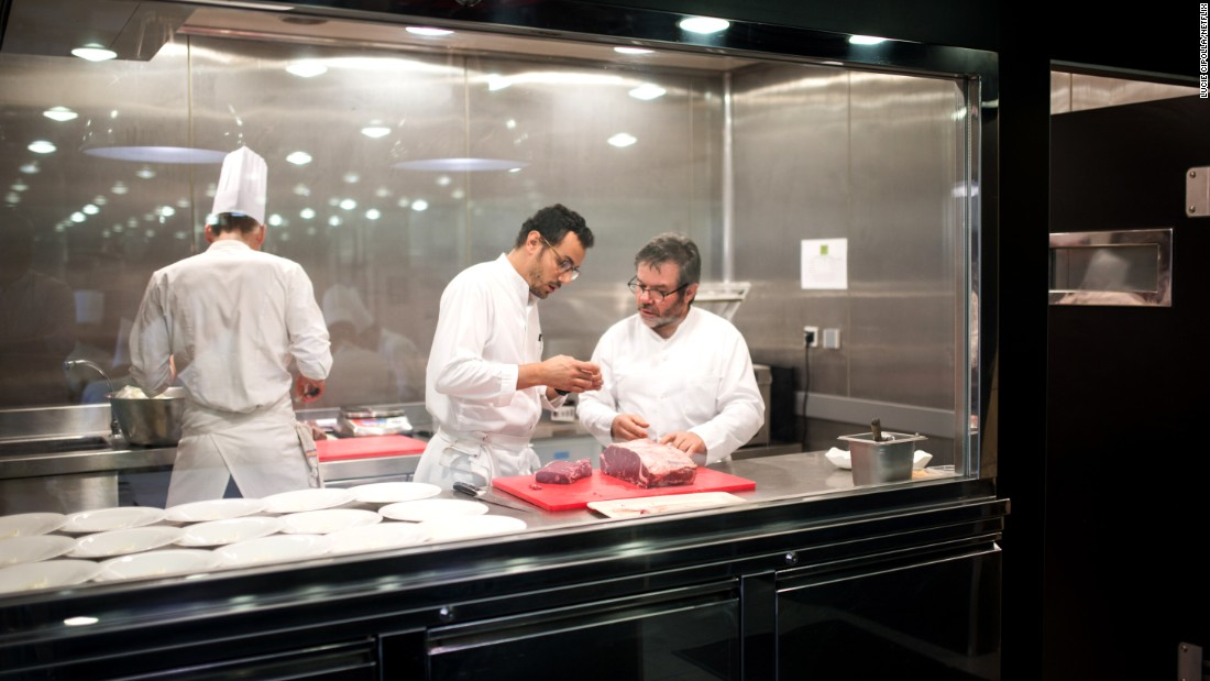 "<strong>""Chef's Table: France"" :</strong> The gastronomical adventures continue in France during season of three of this series which looks into the lives of chefs including Chef Michel Troisgros.  <strong>(Netfilx) </strong>"