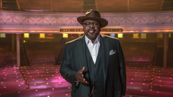 """""""Cedric the Entertainer: Live from the Ville"""" : The comedic actor returns to his stand up roots in this special. (Netflix)"""
