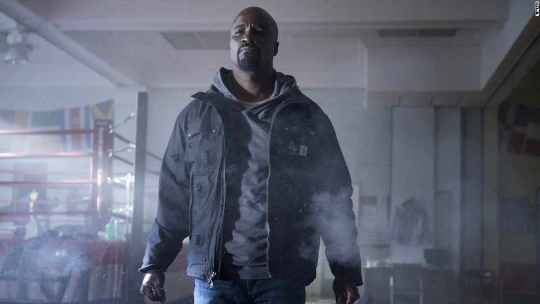 "<strong>""Marvel's Luke Cage""</strong> : Mike Colter stars as an indestructible crime fighter in this eagerly awaited series based on a Marvel comic book character. <strong>(Netflix) </strong>But that's just one of the many streaming offerings coming during the month. Others include:"