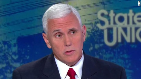 Pence on Trump immigration plan: 'Nothing has changed'