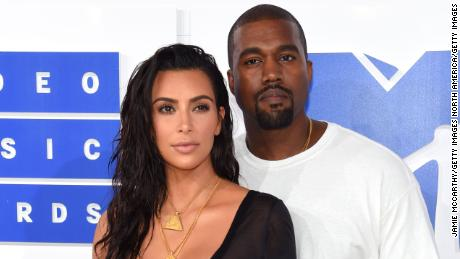 Kim Kardashian West admits husband Kanye West doesn't always approve of her photos on social media.
