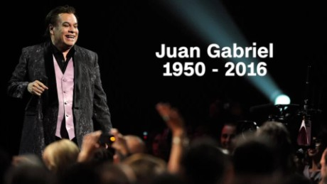 From rock to ranchera: Juan Gabriel's songs of heartbreak and rebirth