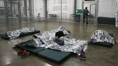 Record numbers of migrant children are in US custody, hoping they won't be forgotten