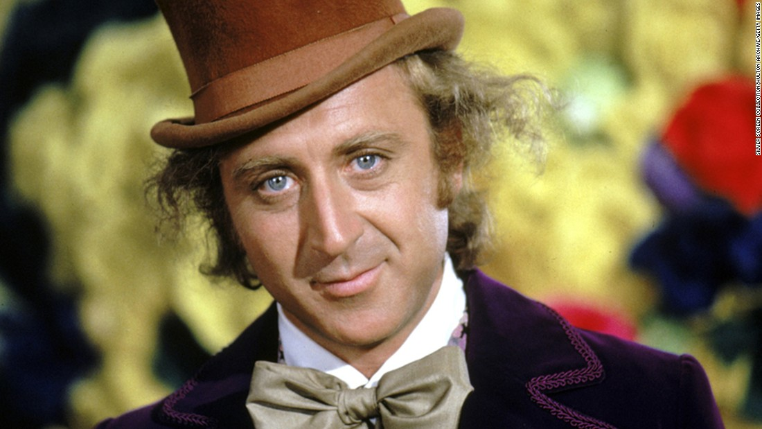 7910a91fef3 Comedic actor Gene Wilder