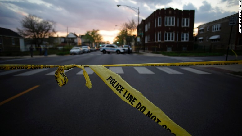 Child describes dodging bullets as Chicago murders soar