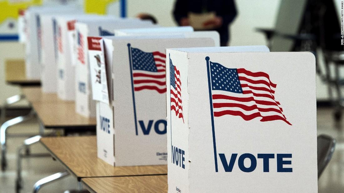 CNN Poll: In final days, Democrats maintain advantage