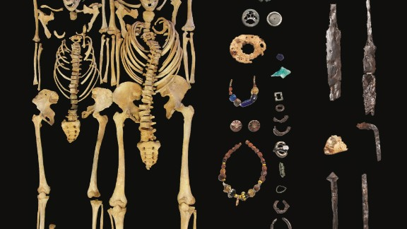 Scientists reconstructed the genome of an ancient plague in 2016, which may shed new light on how certain diseases can either mysteriously disappear or continue to evolve and spread. An adult woman