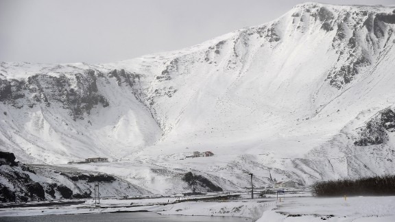 Iceland's Meteorological Office say it is monitoring the Katla volcano following several large earthquakes in the area.
