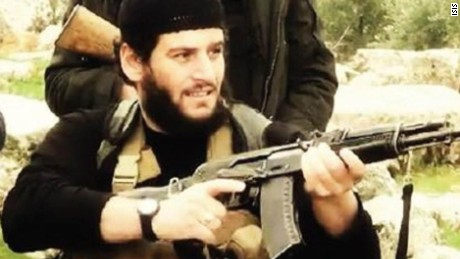Who was ISIS leader Muhammad al-Adnani?