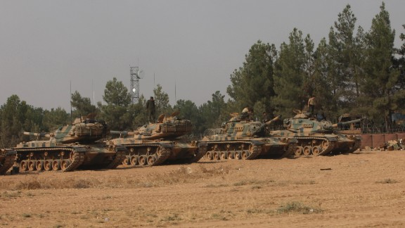 Turkey has the second-largest military in NATO