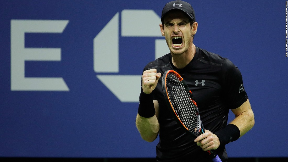 But the winning streak couldn't go on forever, with Murray beaten in the final of the Cincinnati Masters by Cilic -- the first man other Djokovic to defeat him in a Tour final since Federer in 2012. Murray was also sent packing early in the US Open, with Nishikori winning their quarterfinal in five sets.