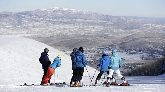 Winter or summer, Park City is the center of a booming tourism industry. In the warmer months, there