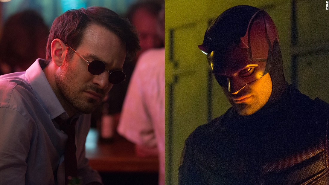 "Known as ""the man without fear,"" Matt Murdock lost his sight as a young child in a chemical spill, but it has allowed him to develop his other senses. By day, he's a lawyer fighting for the rights of those he doesn't feel are represented. By night, he's Daredevil, a masked crimefighter in Hell's Kitchen."