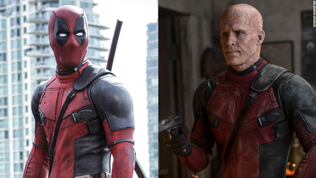 """Merc with a mouth"" Deadpool is probably better off in his head-to-toe suit. More antihero than superhero, wisecracking Wade Wilson has an accelerated healing factor that makes him nearly impossible to kill. Although he was disfigured by a treatment that enhanced rather than cured his cancer, his healing abilities keep him alive."