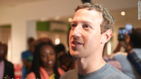 Marc Zuckerberg's visit gives Nigerian startups the much needed boost