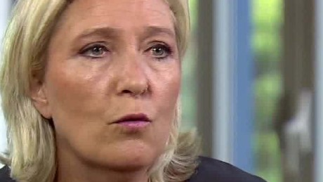 Marine Le Pen: 'The burkini is a fundamentalist uniform'