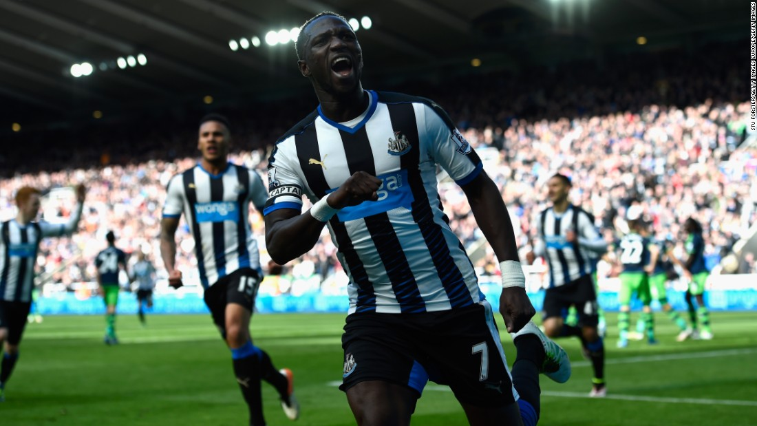 Tottenham Hotspur spent a club-record £30 million ($39.75 million) on deadline day to sign France midfielder Moussa Sissoko from relegated Newcastle United.