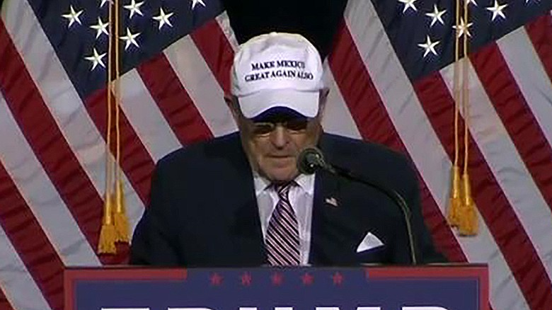 'Make Mexico Great Again Also:' The newest Trump hat