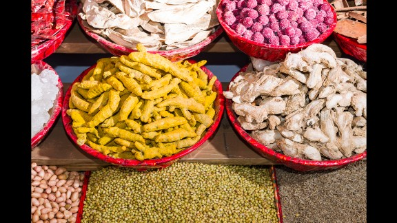 Spices like turmeric and ginger have been lauded as having anti-inflammatory and anti-bacterial properties, which can reduce risk of mortality, but more evidence to prove their benefits is needed.