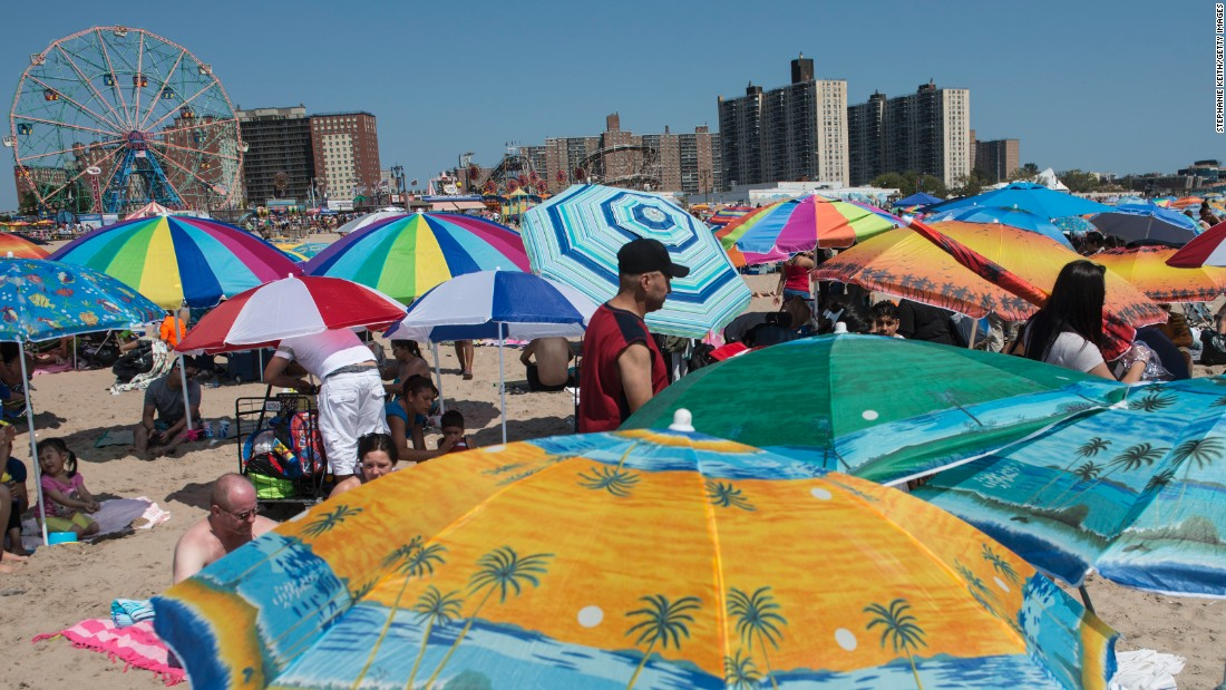 Planning a Labor Day getaway? Here's what you need to know about the weather next weekend