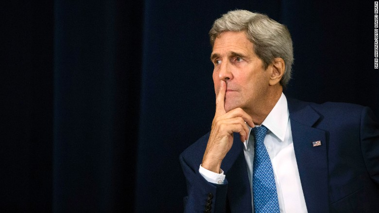 Kerry: Russia needs to stop Assad from bombing people