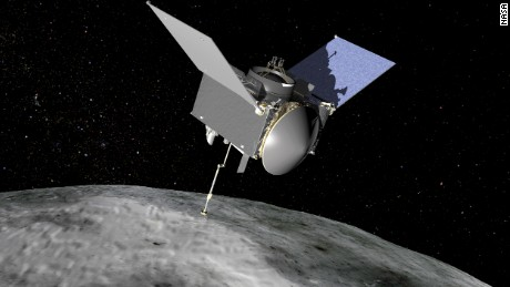 NASA launches spacecraft to intercept asteroid