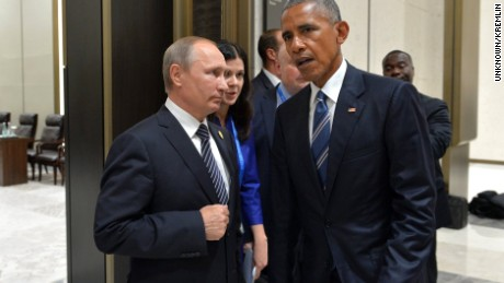 President Barack Obama meets Russian President Vladimir Putin this week on the sidelines of the G20.